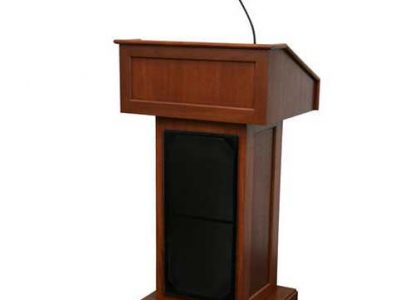 chair studio podium