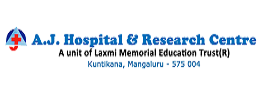 aj hospital and research centre logo