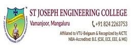 st joseph engineering college logo