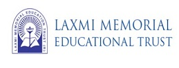 laxmi memorial educational trust logo
