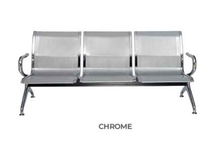 chair studio public-seating-CHROME