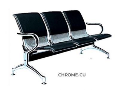 chair studio public-seating-CHROME-CU