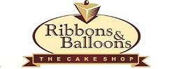 ribbons and balloons logo