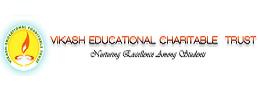 vikas educational charitable trust logo